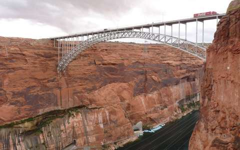 USA,Glen canyon