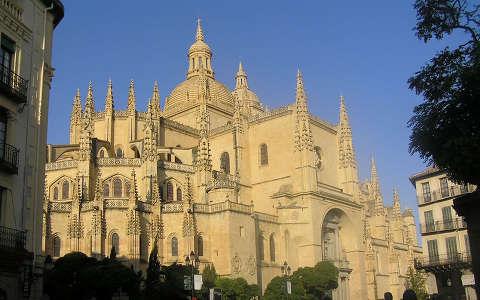 Katedrális, Segovia