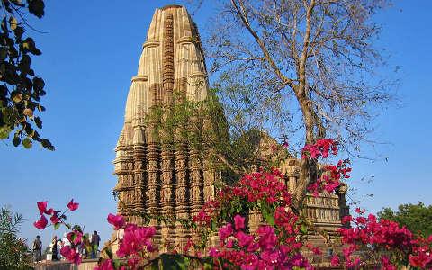 Hindu Templom, Khajuraho, India