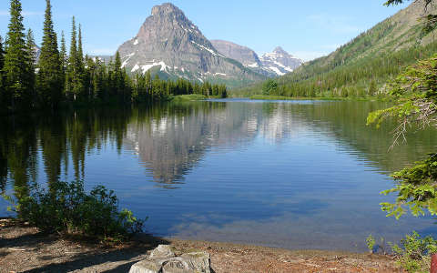 USA,Montana,Glacier National Park