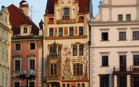 Óváros tér, Prága