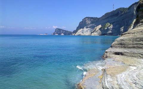 Korfu - Drastis-fok (Görögország)