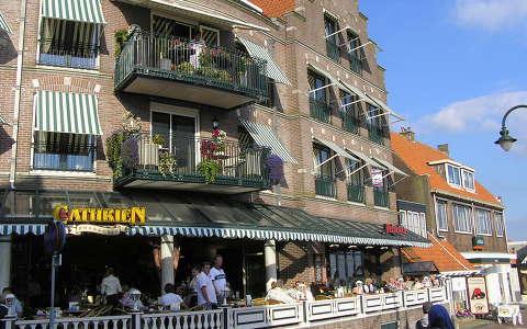 Volendam,Hollandia