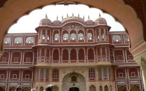 Jaipuri-palota, India