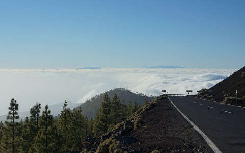Teide - Road to Hell