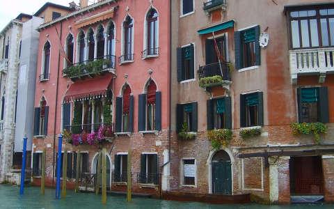 Olaszország, Velence, Canal Grande