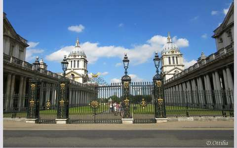 Anglia, London, Greenwich - Royal Naval College