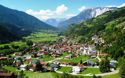 Ausztria - Tirol - Ötz