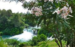 Krka Nemzeti Park, Horv�torsz�g