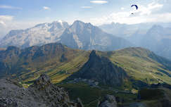 Dolomitok,Pordoi-h�g� D�l-Tirol-Olaszorsz�g
