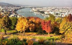 ...megérkezett az ősz Budapestre.