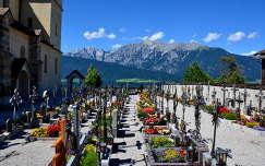 templomkert,Weer,Ausztria