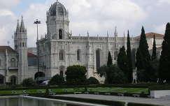 Szt. Jeromos templom Lisszabon  Portugália