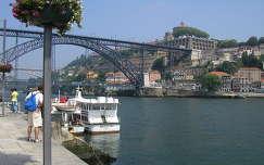 Tejo folyó Portó Portugália