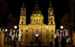 Magyarország, Budapest, Szent István Bazilika, advent idején