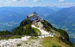 Berchtesgaden, Bajor alpok