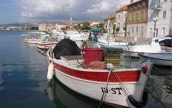 Novi halászladikja, Kastela