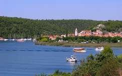 Krka-folyó, Horvátország