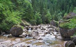 Békás-szoros, Békás-patak