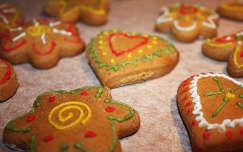 édesség karácsony mézeskalács sütemény