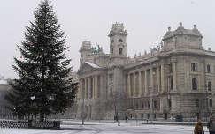 Kossuth tér, Budapest (Néprajzi Múzeum)