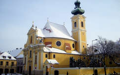Magyarország, Győr, Karmelita-templom