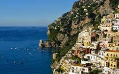 Olaszország, Positano szigete