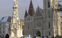 Budapest,Mátyás templom