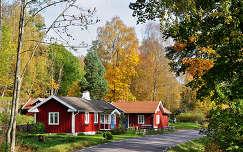 Svéd nyaraló....összel !
