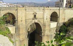 Új híd, Ronda