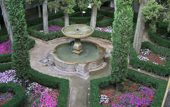 Alhambra kertje, Granada
