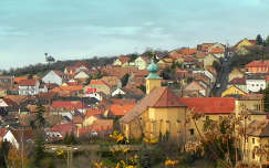 Pécs meredek utcái