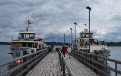 Chiemsee kikötője, Németország