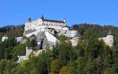 Hohenwerfen vár, Ausztria