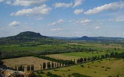 Kilátás a Szigligeti várból