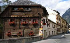 Mautendorf utcája, Ausztria