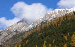 Ausztriai felhő szív