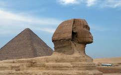 Szfinx, Kairó