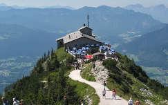 Berchtesgaden,Kehlsteinhaus,Németország