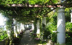 Axel Munthe villa Anacapri - Olaszország