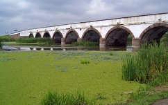 A kilenc lyukú híd, Hortobágy, Magyarország