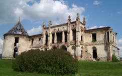 Boncida, Bánffy kastély, Erdély