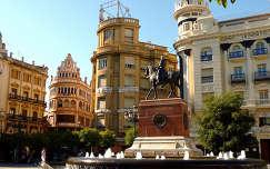 Córdoba, Espana, La Plaza de las Tendillas