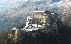 Burg Hohen Werfen, Ausztria