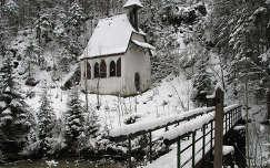 Templom a Königssee partján