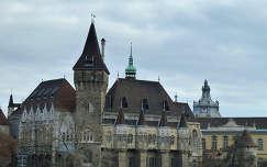 Budapesti Vajdahunyad vár