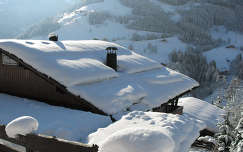 alpok ház tél faház