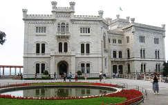 Miramare kastély - Trieszt - Olaszország