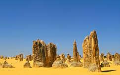 Pinnacles, Ausztrália