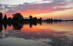 Dunai naplemente